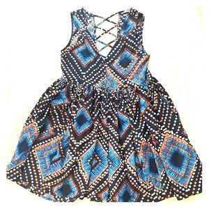 Boutique Babydoll Mini Dress